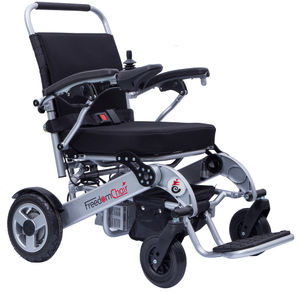 Folding Brushless Motor Power Wheelchair